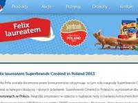 [SCM]actwin,0,0,0,0;http://www.felixpolska.pl/superbrandsSuperbrands - Felix Polska - Mozilla Firefoxfirefox2013-04-17 , 16:30:34