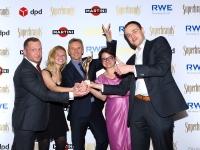 """;Superbrands Polska - 10. gala finalowa konkursu, """"Polin"""" Muzeum Historii Zydow Polskich, Warszawa, 2016.05.17;fot. Krzysztof Jarosz / EPOKA"""