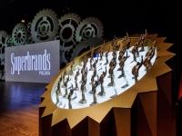 """;Superbrands Polska - 10. gala finalowa konkursu, """"Polin"""" Muzeum Historii Zydow Polskich, Warszawa, 2016.05.17;fot. Pawel Ros / EPOKA"""