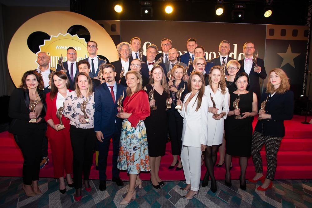 Laureaci Superbrands Polska 2019
